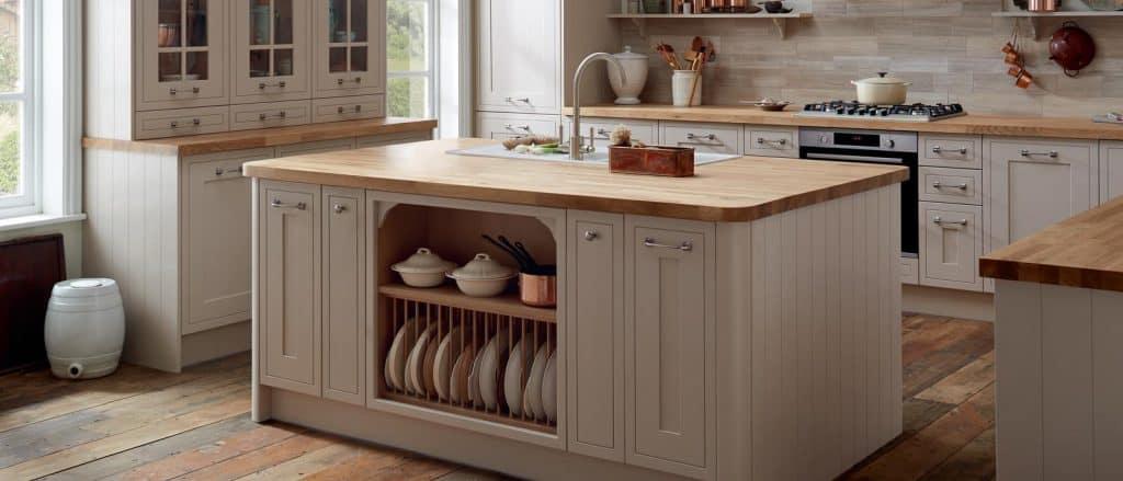 Howdens Kitchen Installation