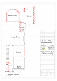 Ramsden Heath Planning Drawings
